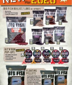 Dynamite Baits NEW products 2020