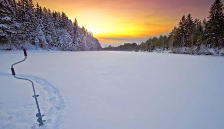 Датчик MEGA 360 Imaging ™ тепер з адаптером для риболовлі на льоду!