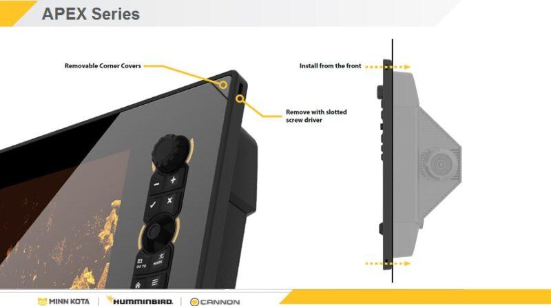 APEX ™- вершина інновацій у створенні ехолотів.