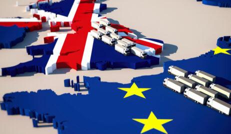 Як Brexit поставив на гальма експорт харчових приманок Великобританії.