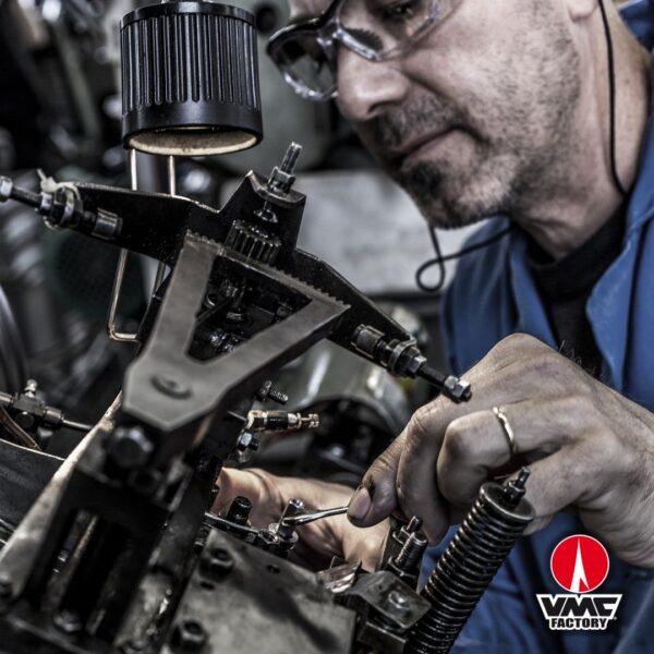 Технологія виробництва гачків французького бренду VMC. Частина перша: схема гачка та його види.