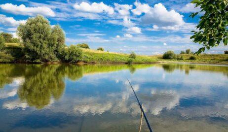 Місячний календар риболовлі на Травень 2021 року.