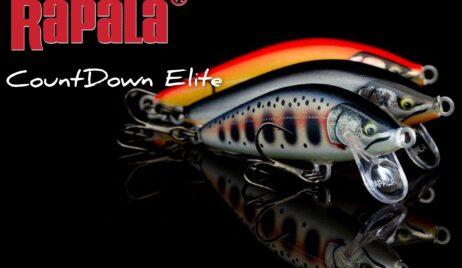 Новий CountDown® Elite від Rapala!