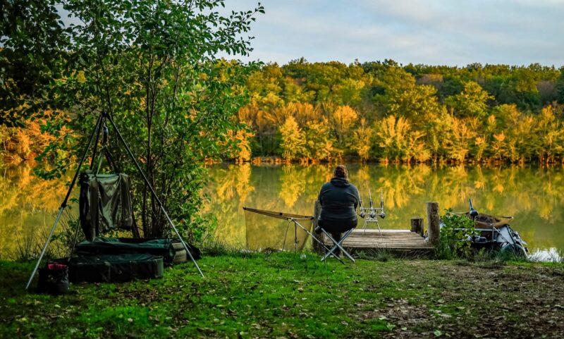 Місячний календар риболовлі на Жовтень 2021 року.